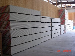 National Gypsum Drywall