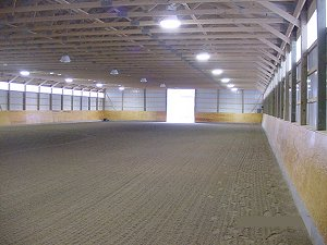 Horse Arena Indoor Riding Arena