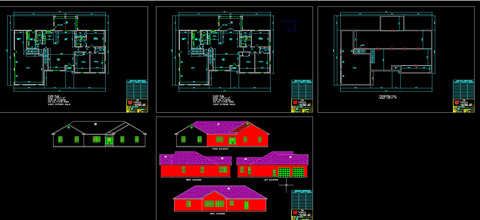 Custom Design Auto CAD
